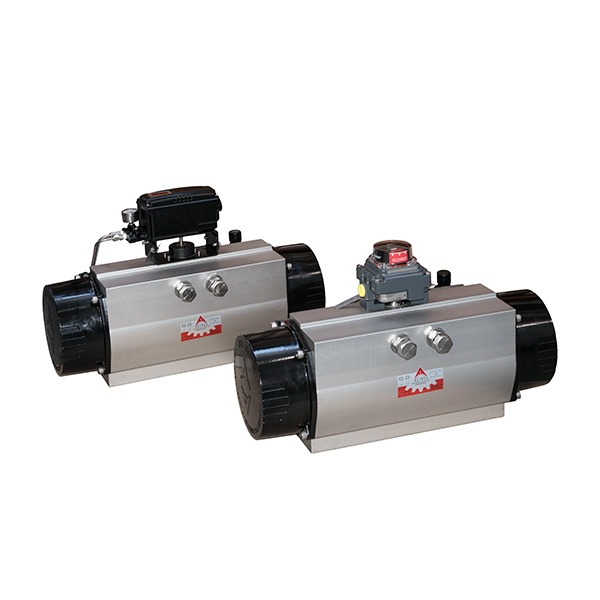 Pneumatic actuators- ACTREG